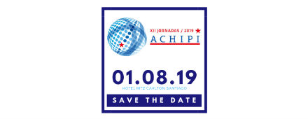 Save the date: Achipi 2019