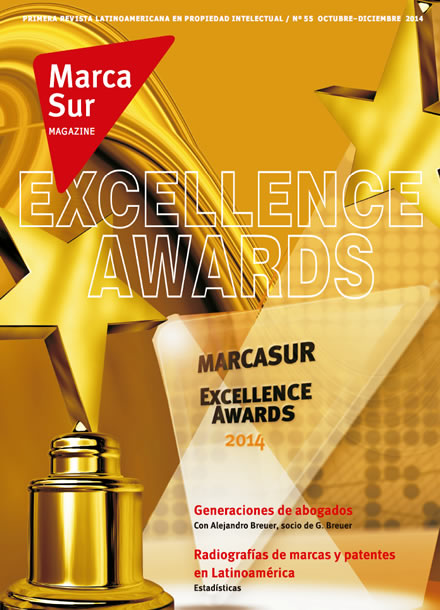 Marcasur Excellence Awards 2014
